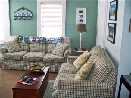 Oak Bluffs Martha's Vineyard vacation rental - 15' by 14' first floor family room with cable TV