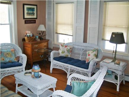 Oak Bluffs Martha's Vineyard vacation rental - Living room  14' by 15'