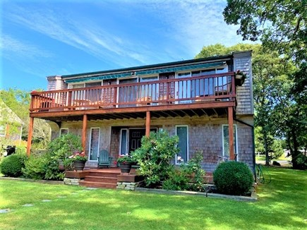 Oak Bluffs Martha's Vineyard vacation rental - 12 Mae Ave