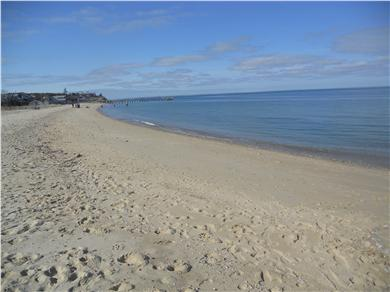 Oak Bluffs Martha's Vineyard vacation rental - Beautiful Jetty Beach is just a walk away!
