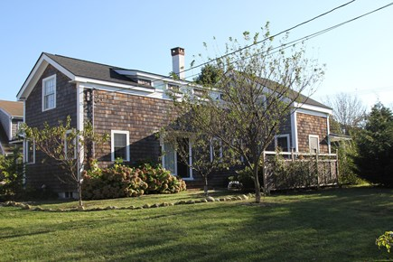 Oak Bluffs Martha's Vineyard vacation rental - West side of house