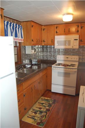Oak Bluffs Martha's Vineyard vacation rental - Newly renovated kitchen with washer/dryer