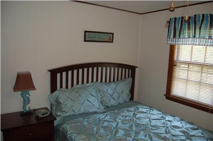 Oak Bluffs Martha's Vineyard vacation rental - Bedroom 1 Queen Bed with ceiling fan