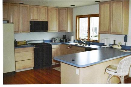 Oak Bluffs Martha's Vineyard vacation rental - Large, modern kitchen