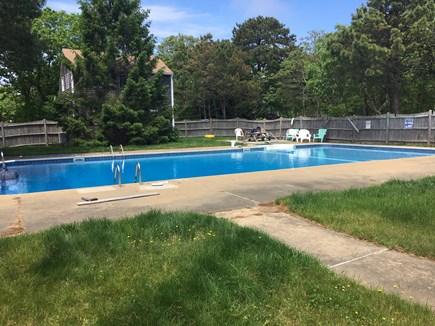 West Tisbury Martha's Vineyard vacation rental - Community pool