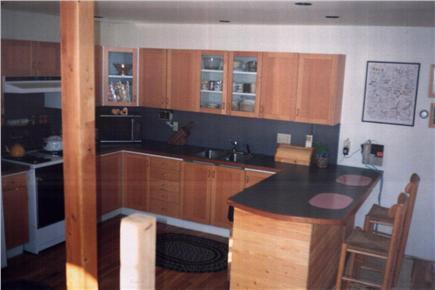 West Tisbury Martha's Vineyard vacation rental - Kitchen