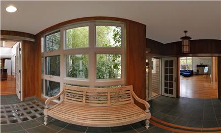 West Tisbury Martha's Vineyard vacation rental - Hallway