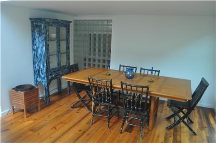 West Tisbury Martha's Vineyard vacation rental - Dining Area