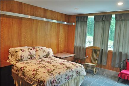 West Tisbury Martha's Vineyard vacation rental - Picture Window Bedroom