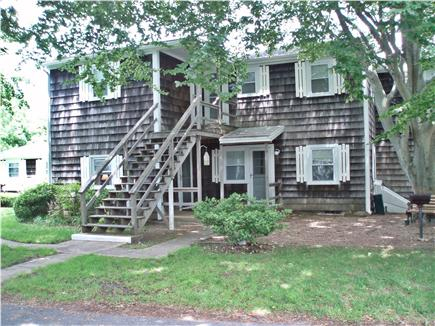 Vineyard Haven Martha's Vineyard vacation rental - Front of condo