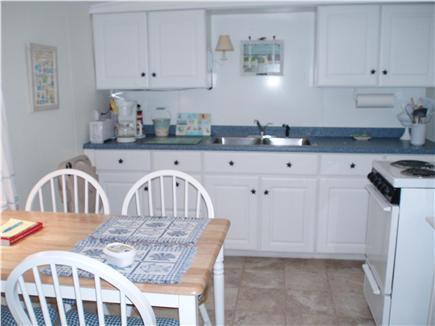 Vineyard Haven Martha's Vineyard vacation rental - Cheery kitchen