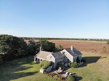 Katama - Edgartown Martha's Vineyard vacation rental - Overlooking 40 acre field
