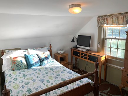 Katama - Edgartown Martha's Vineyard vacation rental - Bedroom 2 - Full size bedroom