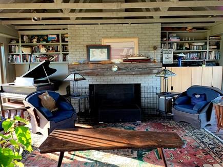 Katama - Edgartown Martha's Vineyard vacation rental - Family Room - Sitting Area