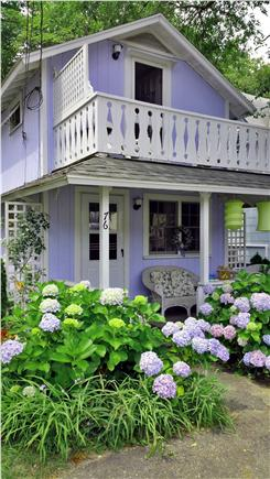 Oak Bluffs Martha's Vineyard vacation rental - Oak Bluffs vacation rental ID 21790 (The Ginger Bread House)