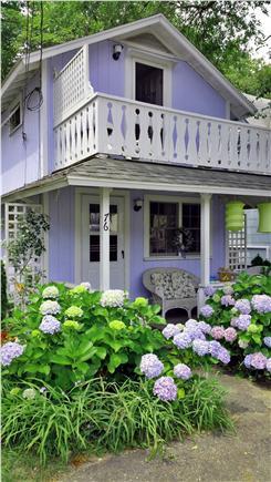 Oak Bluffs Martha's Vineyard vacation rental - Oak Bluffs vacation rental ID 21790 (The Ginger Bread House)