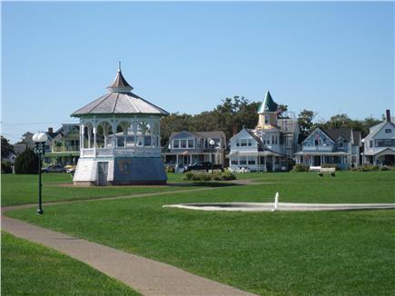 Oak Bluffs Martha's Vineyard vacation rental - Ocean Park, Oak Bluffs (short walking distance)
