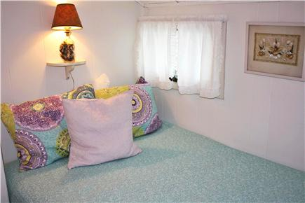 Oak Bluffs Martha's Vineyard vacation rental - Second BR (with new full-size bed), large closet off hallway