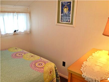 Oak Bluffs Martha's Vineyard vacation rental - Second BR (other side of the room) with bureau & window AC