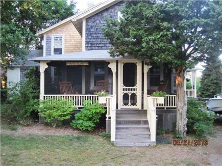 Oak Bluffs Martha's Vineyard vacation rental - On side street one block from a main street