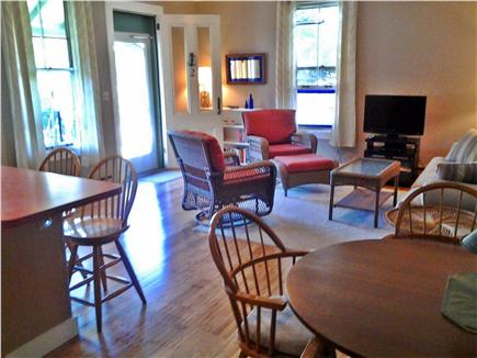 Oak Bluffs Martha's Vineyard vacation rental - Comfortable, bright living area
