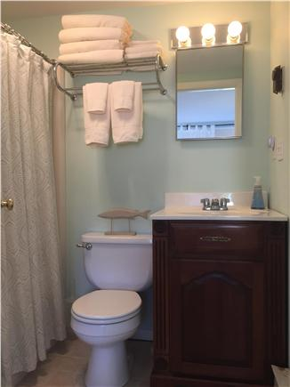 Oak Bluffs Martha's Vineyard vacation rental - En suite master bath with full size tub/shower