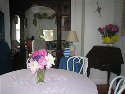 Vineyard Haven Martha's Vineyard vacation rental - Dining Room