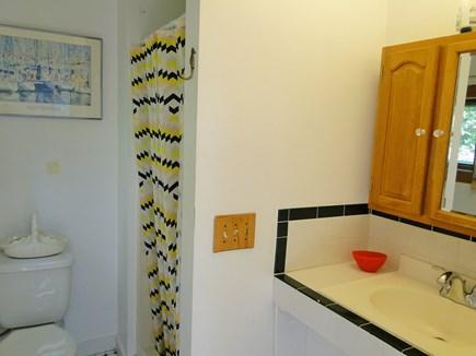 Oak Bluffs Martha's Vineyard vacation rental - Bathroom with indoor shower