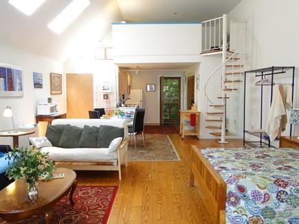 Oak Bluffs Martha's Vineyard vacation rental - View of studio from deck entrance