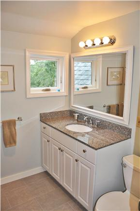 Edgartown Martha's Vineyard vacation rental - Bathroom one