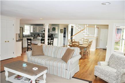 Edgartown Martha's Vineyard vacation rental - Open spacious living room