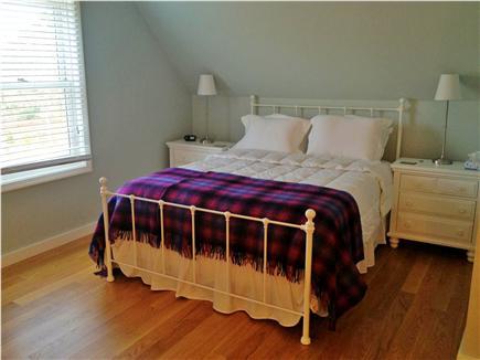 Edgartown Martha's Vineyard vacation rental - Second Master bedroom with Queen bed