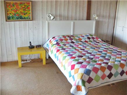 Chilmark Martha's Vineyard vacation rental - Master bedroom with lots of closets.