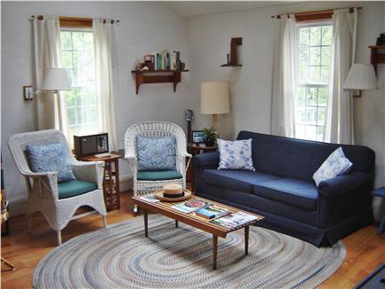 85 Tea Lane, Chilmark Martha's Vineyard vacation rental - Living Room