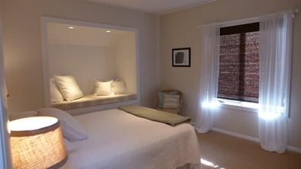 West Tisbury Martha's Vineyard vacation rental - 2nd floor Queen with alcove