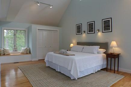 West Tisbury Martha's Vineyard vacation rental - 2nd floor Master King ensuite
