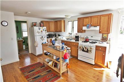 Oak Bluffs Martha's Vineyard vacation rental - Open kitchen