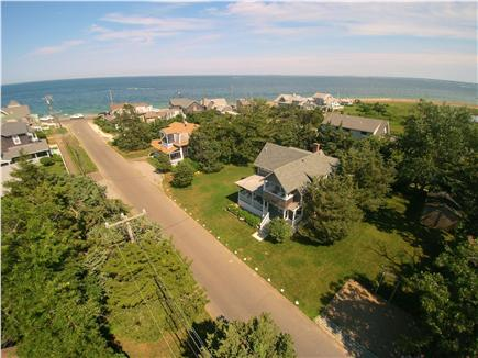 Oak Bluffs Martha's Vineyard vacation rental - Steps to Inkwell beach and bike path