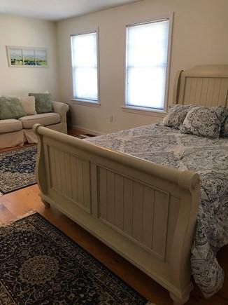 Edgartown, Sengekontacket Pond Martha's Vineyard vacation rental - 1st Floor Bedroom Suite (Queen)