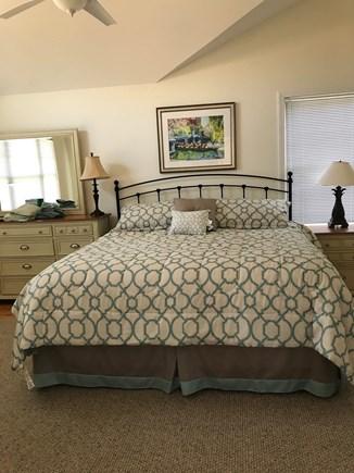 Edgartown, Sengekontacket Pond Martha's Vineyard vacation rental - 2nd floor Master Suite (King)