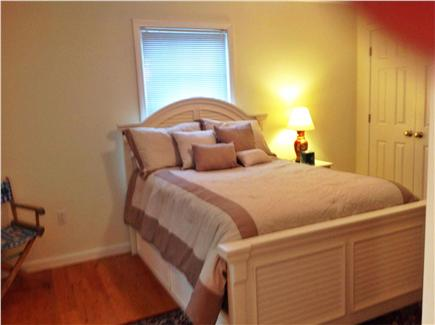 Edgartown, Sengekontacket Pond Martha's Vineyard vacation rental - 1st floor Bedroom Suite (Double w/single trundle)