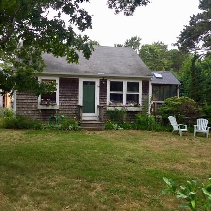 Oak Bluffs Martha's Vineyard vacation rental - Front door, Tradewinds Road