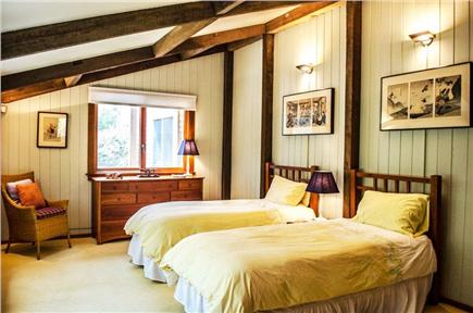 Vineyard Haven Martha's Vineyard vacation rental - Guest bedroom with en suite bathroom