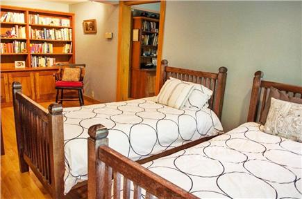 Vineyard Haven Martha's Vineyard vacation rental - Guest bedroom with adjoining office