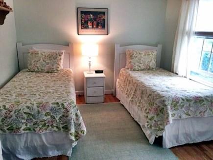 Edgartown Martha's Vineyard vacation rental - Bedroom (2 twins)