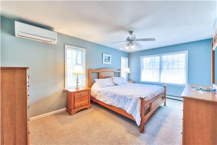 Oak Bluffs Martha's Vineyard vacation rental - Master Bedroom with large walk-in closet