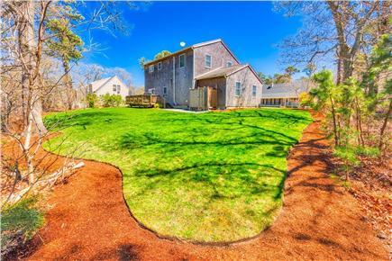 Oak Bluffs Martha's Vineyard vacation rental - Private Manicured Rear Yard