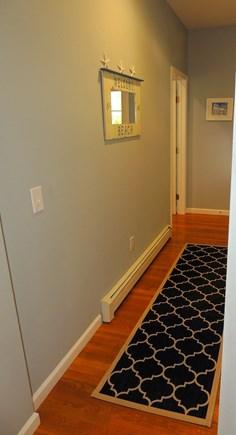 Oak Bluffs Martha's Vineyard vacation rental - Foyer hallway leading to kitchen and dining room