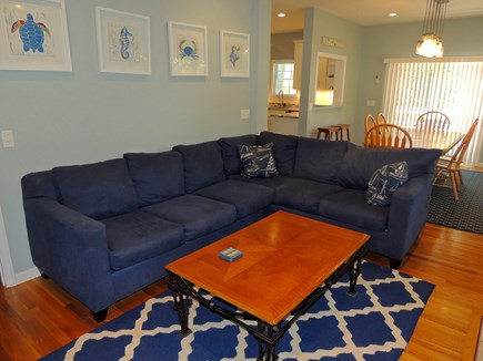 Oak Bluffs Martha's Vineyard vacation rental - Front to back living and dining room
