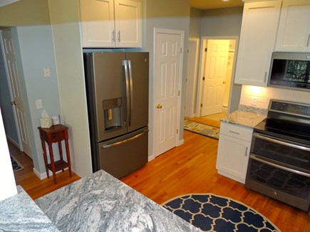 Oak Bluffs Martha's Vineyard vacation rental - Kitchen from dining room